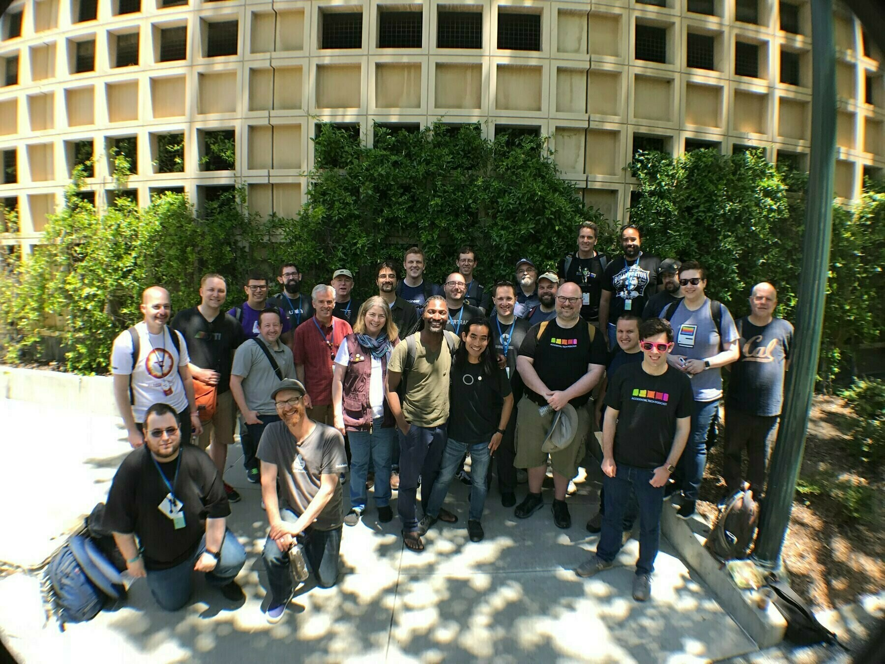 2019 WWDC Micro Meetup Group in San Jose