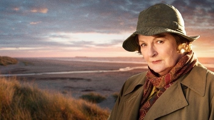 promo photo of Vera in a northern England landscape